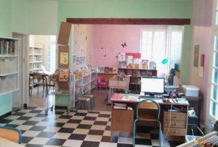 Bibliothèque «Autour du livre»