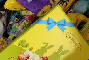 Des chocolats pour l'EHPAD