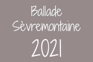 Ballade Sèvremontaine 2021