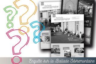 Enquête sur la «Ballade Sèvremontaine» : les résultats !