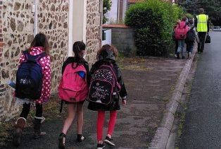 La commune déléguée de La Flocellière cherche des bénévoles pour le pédibus !